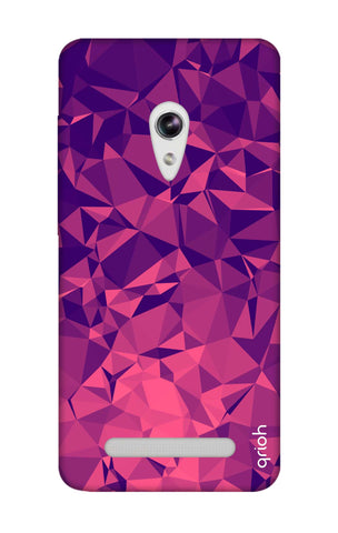 Purple Diamond Asus Zenfone 5 Cases & Covers Online