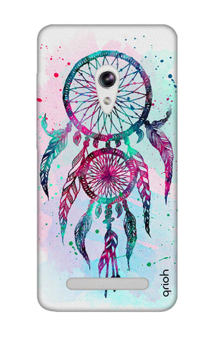 Dreamcatcher Feather Asus Zenfone 5 Cases & Covers Online