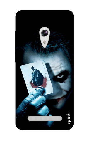 Joker Hunt Asus Zenfone 5 Cases & Covers Online