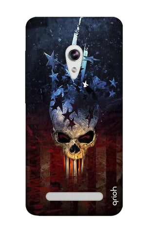 Star Skull Asus Zenfone 5 Cases & Covers Online