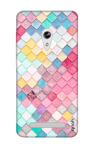 Colorful Pattern Asus Zenfone 5 Cases & Covers Online