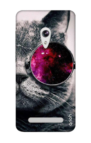 Curious Cat Asus Zenfone 5 Cases & Covers Online