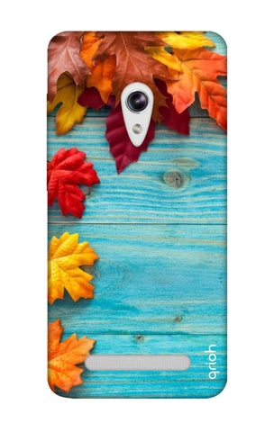Fall Into Autumn Asus Zenfone 5 Cases & Covers Online