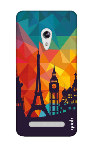 Wonders Of World Asus Zenfone 5 Cases & Covers Online