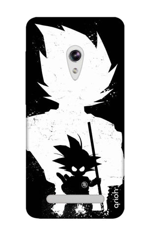 Goku Unleashed Asus Zenfone 5 Cases & Covers Online