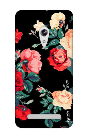 Floral Pattern Asus Zenfone 5 Cases & Covers Online