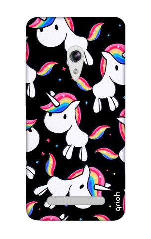 Colourful Unicorn Asus Zenfone 5 Cases & Covers Online