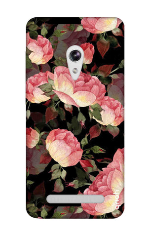 Watercolor Roses Asus Zenfone 5 Cases & Covers Online