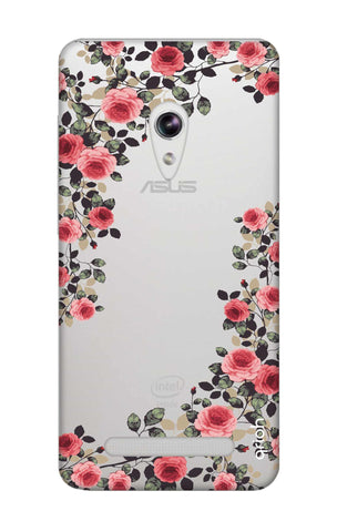 Floral French Asus Zenfone 5 Cases & Covers Online