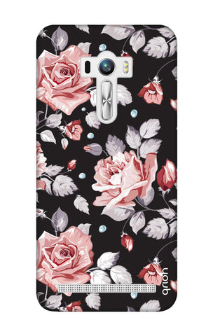 Shabby Chic Floral Asus Zenfone Selfie Cases & Covers Online