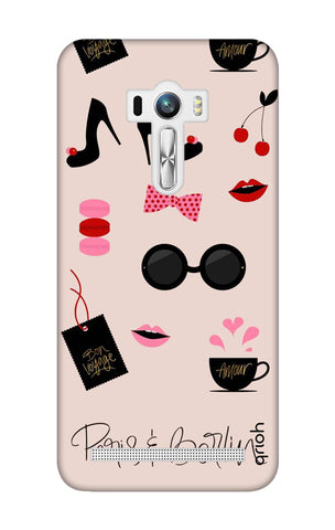 Paris And Berlin Asus Zenfone Selfie Cases & Covers Online