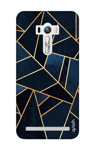 Abstract Navy Asus Zenfone Selfie Cases & Covers Online