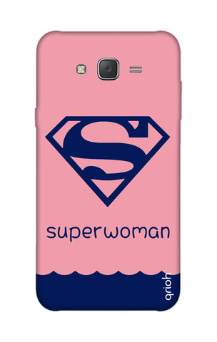 Be a Superwoman Samsung J7 Cases & Covers Online
