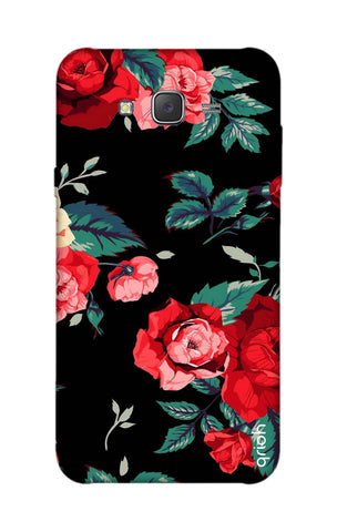 Wild Flowers Samsung J7 Cases & Covers Online