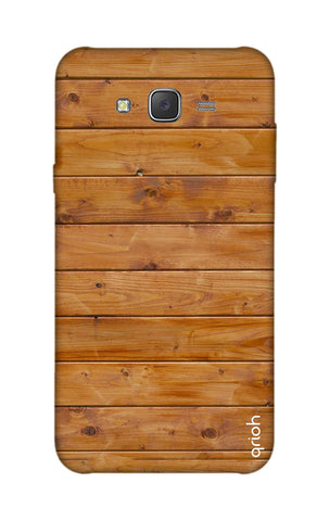 Natural Wood Samsung J7 Cases & Covers Online