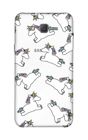 Jumping Unicorns Samsung J7 Cases & Covers Online