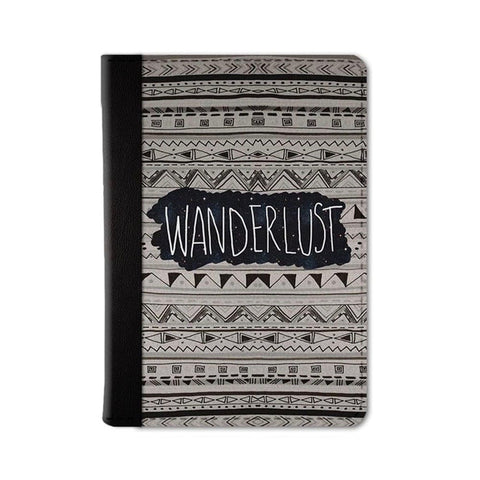 Aztec Wanderlust Passport Wallet