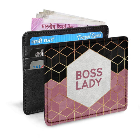Boss Lady Card Sleeve