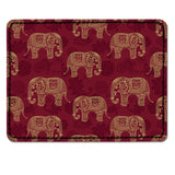 Abstract Elephants Card Sleeve