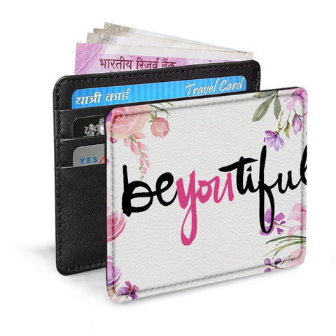 Beautiful Text Card Sleeve