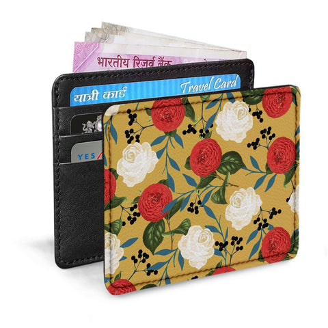 So Many Flowers Card Sleeve