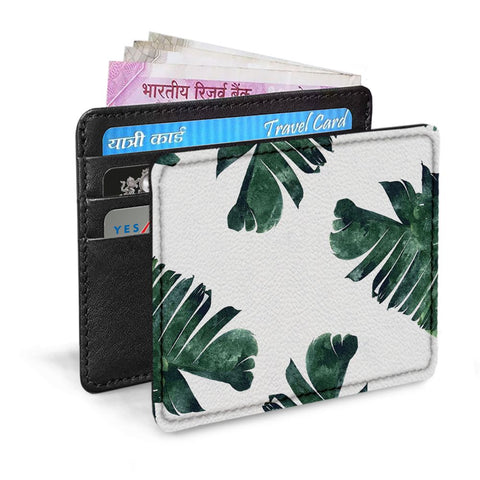 Palm Leaves Card Sleeve