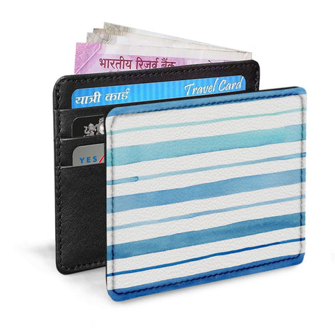 Blue Horizontal Card Sleeve