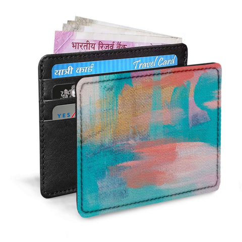 Textured Colors Card Sleeve