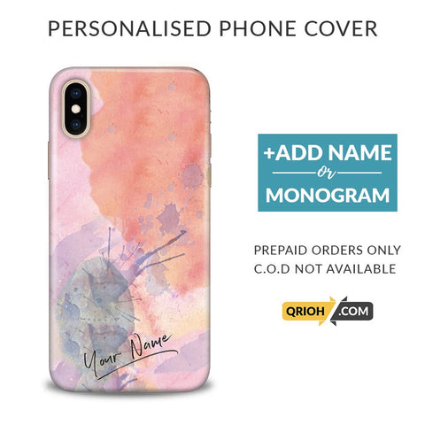 Paint Custom Phone Cover - COD Not Available