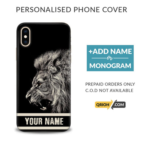 Lion King Custom Phone Cover - COD Not Available