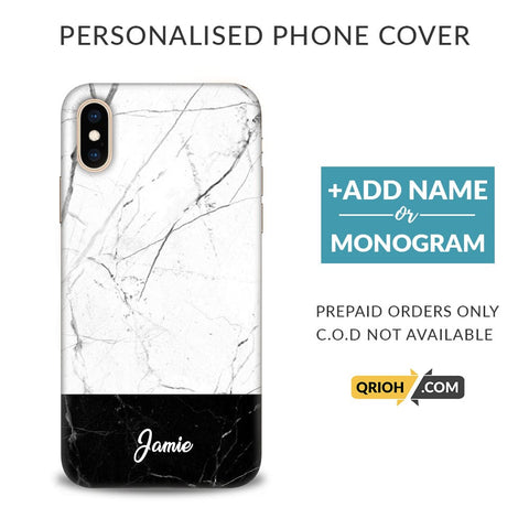 Quartz Custom Phone Cover - COD Not Available