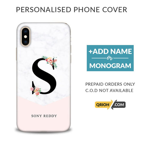 Girly Custom Phone Cover - COD Not Available