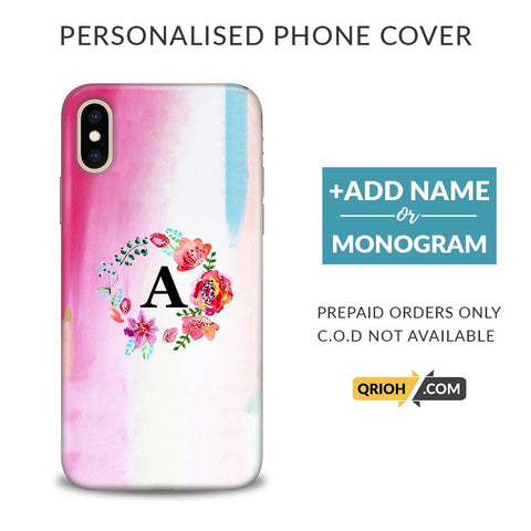 Colorful Custom Phone Cover - COD Not Available