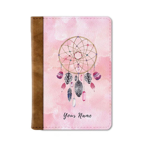 Dreamcatcher Custom Passport Wallet