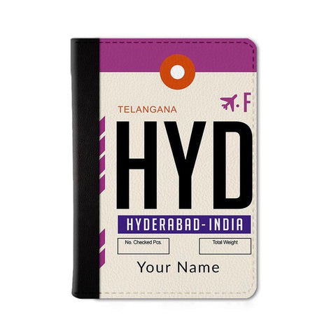Hyderabad Custom Passport Wallet