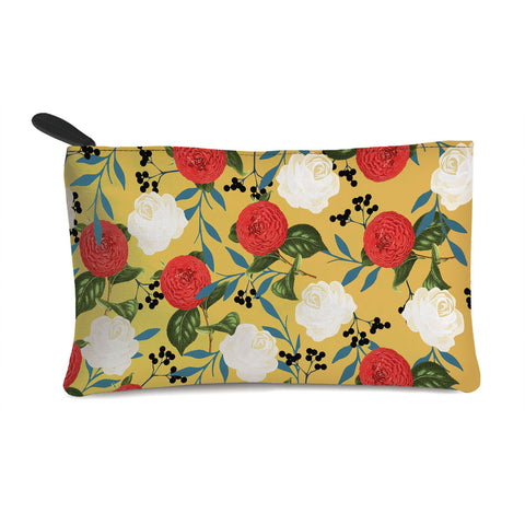 So Many Flowers Multi Purpose Pouch