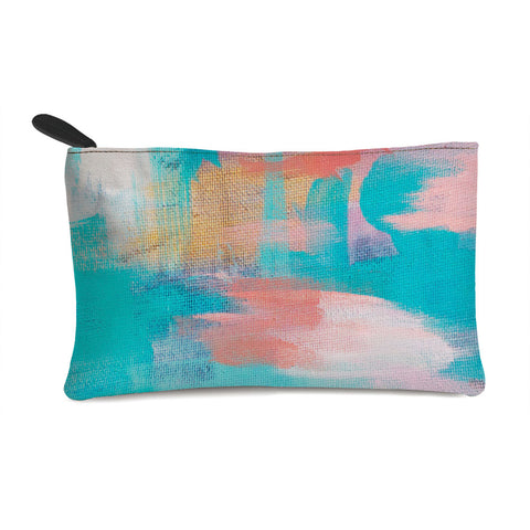 Textured Colors Multi Purpose Pouch