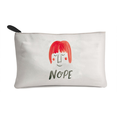 Red Hair Multi Purpose Pouch