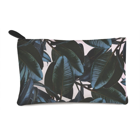 Dark Leaves Multi Purpose Pouch