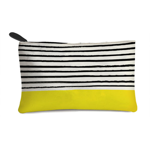 Stripes Design Multi Purpose Pouch
