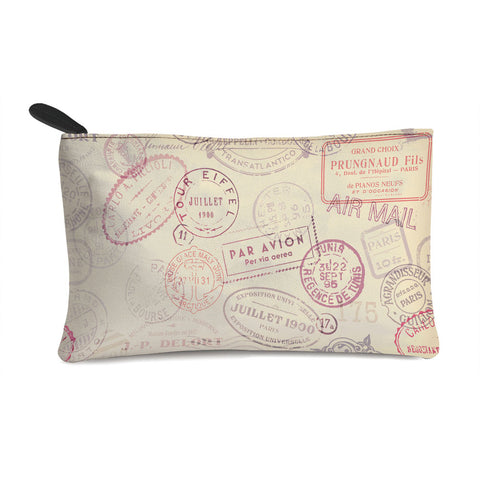 Stamp art Multi Purpose Pouch