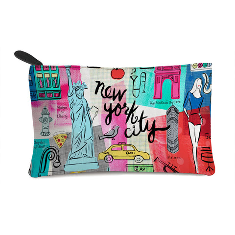 New York City Multi Purpose Pouch