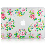 Floral Macbook Cover