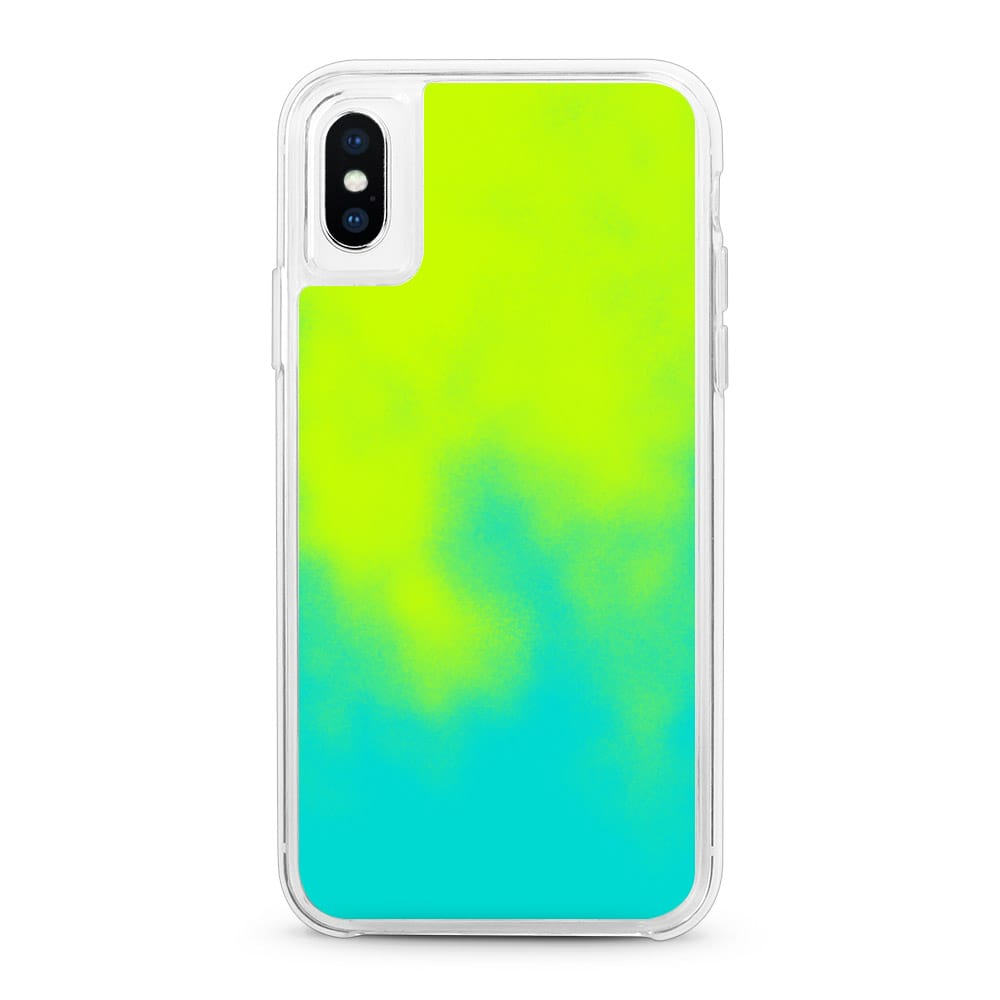 info for b4622 29803 Green Neon Sand Glow Case