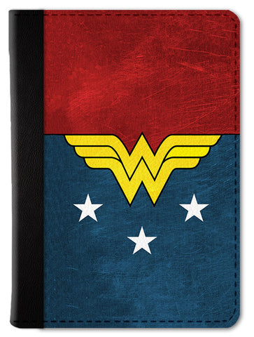 Wonder Woman Passport Passport Wallet