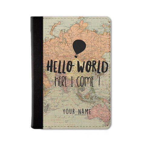 Hello World Custom Passport Wallet