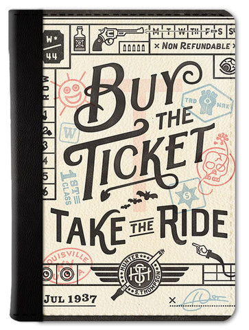 Take The Ride Passport Wallet