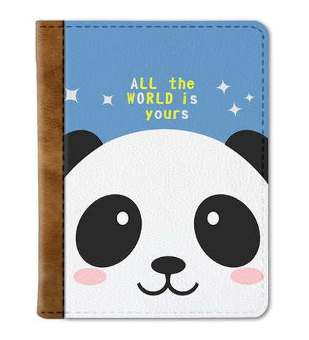 Panda Passport Cover