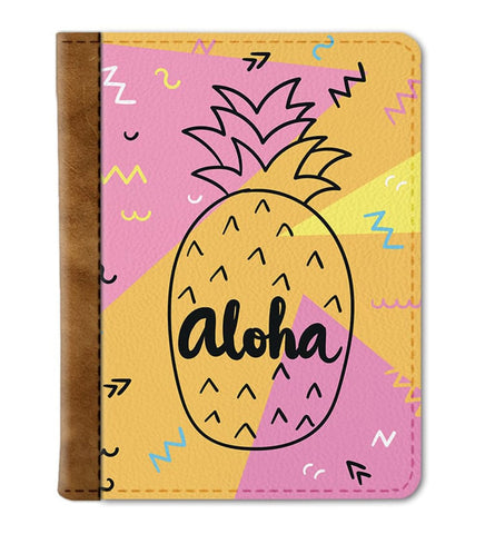 Aloha Passport Cover