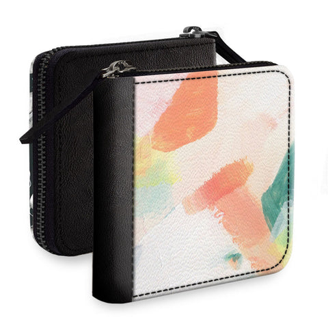 Mix Strokes Square Wallet